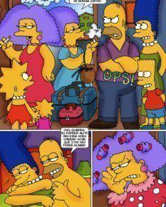 Simpsons fim de semana bom pra foder bastante