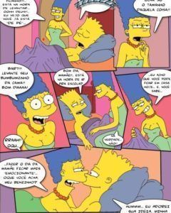 Simpsons relacoes incestuosas e deliciosas demais
