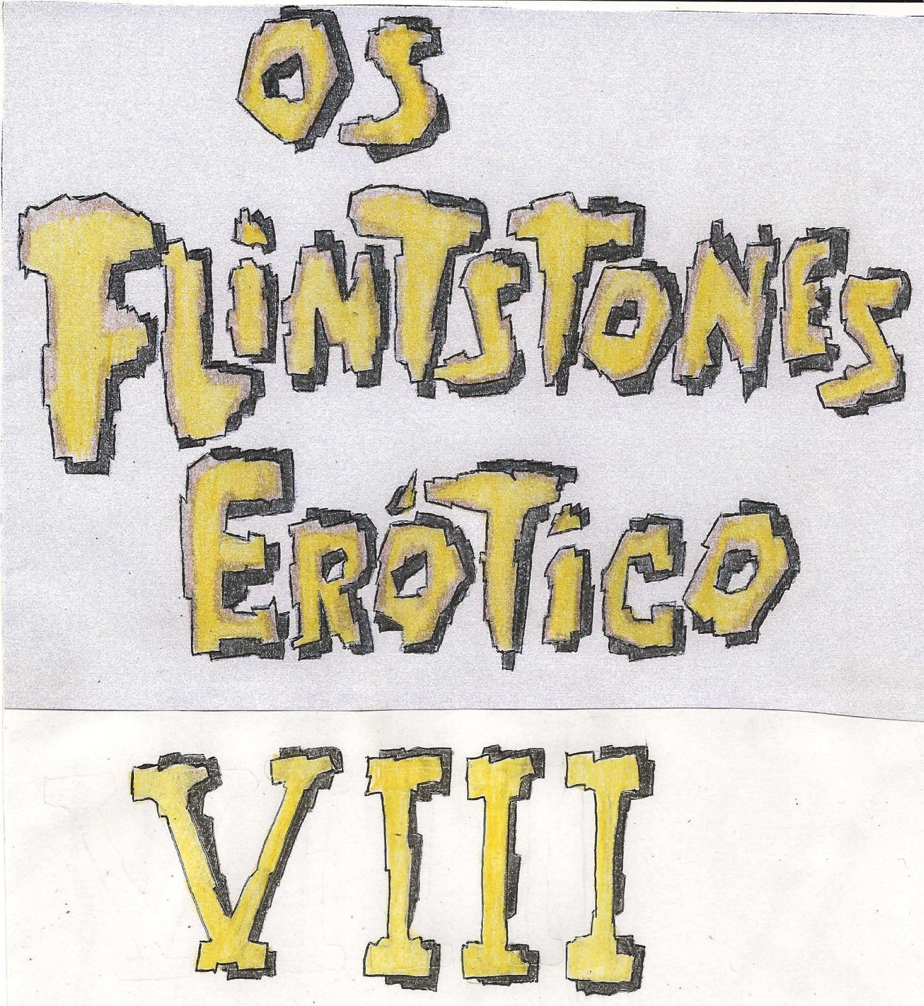 flinststones 8 com muita orgia rolando solta