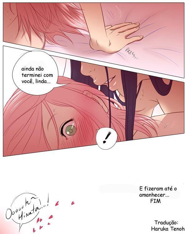 Hinata x sakura - naruto hentai