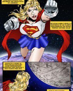 Supergirl – quadrinhos eroticos