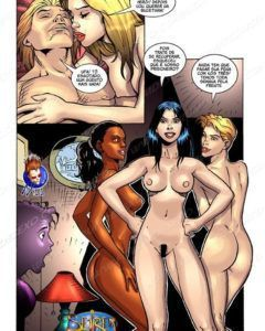 As gozadoras - quadrinhos de sexo