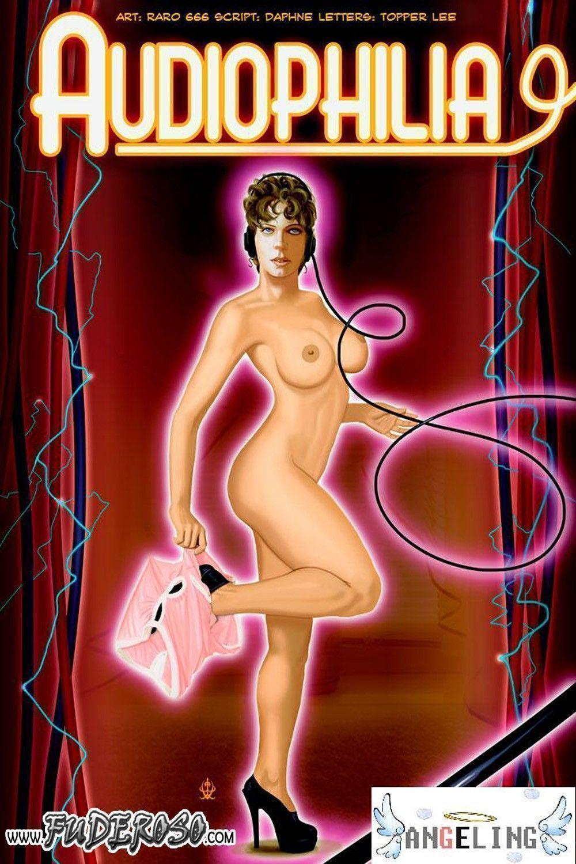 Audiophilia 1 - quadrinhos eroticos