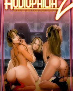 Audiophilia 2 – quadrinhos eroticos