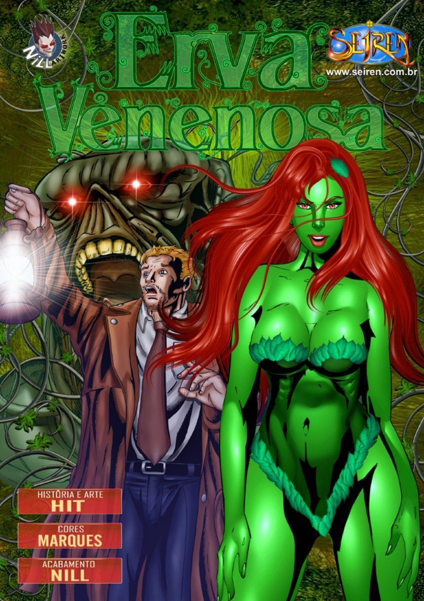Erva venenosa - quadrinhos eroticos