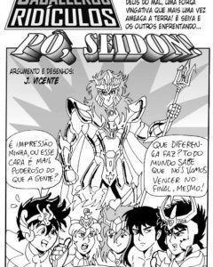 cavaleiros do zodiaco parodia porno