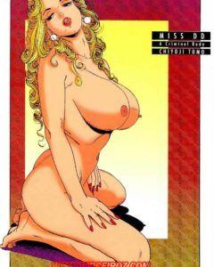 Show de vizinha - manga hentai
