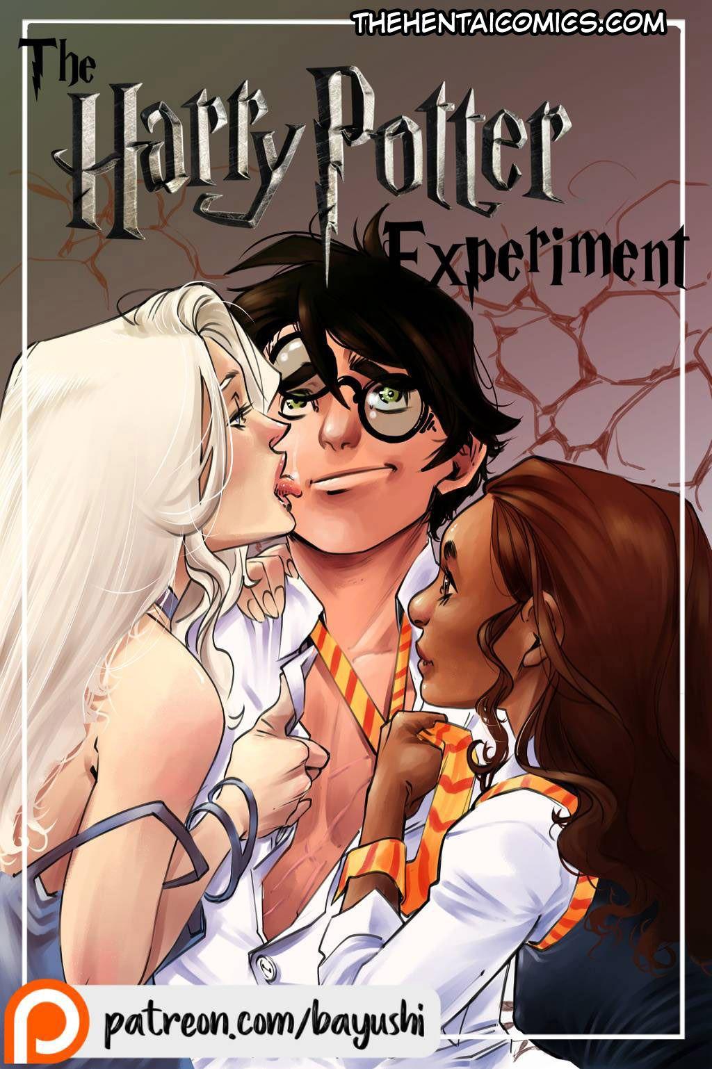 Harry Potter enfeitiçando as ninfetinhas gostosas