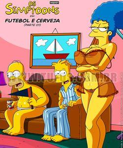Futebol e Cerveja – Quadrinho Erótico