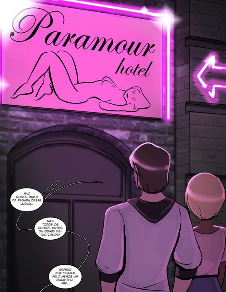 Hotel Paramour: Onde tudo acontece