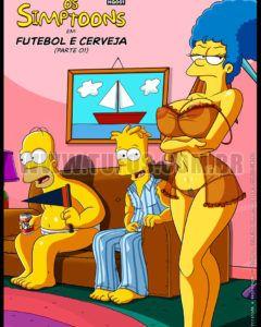 futebol e cerveja