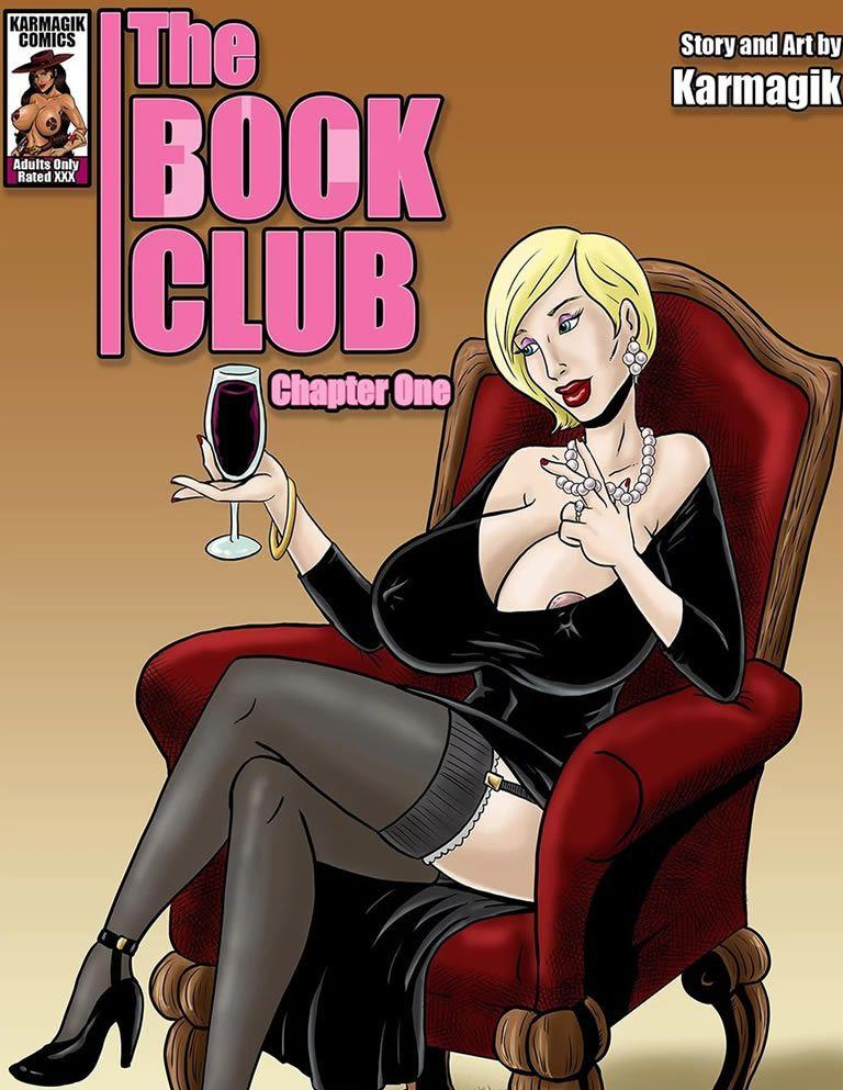 Donas de casa e o clube do livro