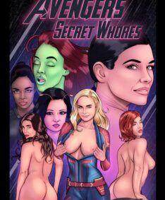 Avengers Pornô: O segredo das heroínas